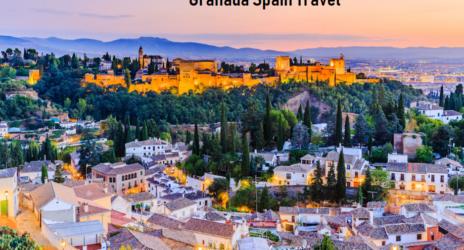 Granada Spain Travel