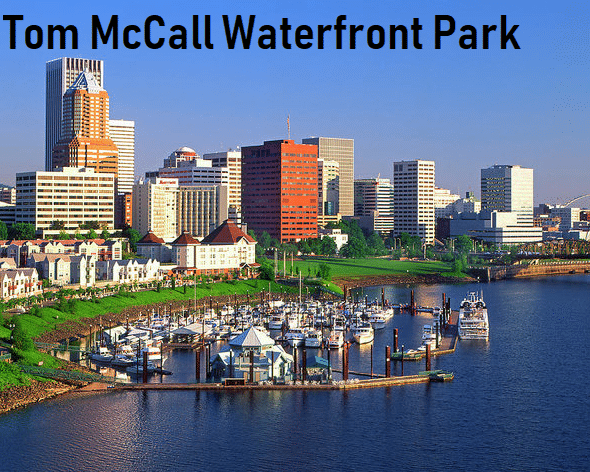 Tom McCall Waterfront Park Travel