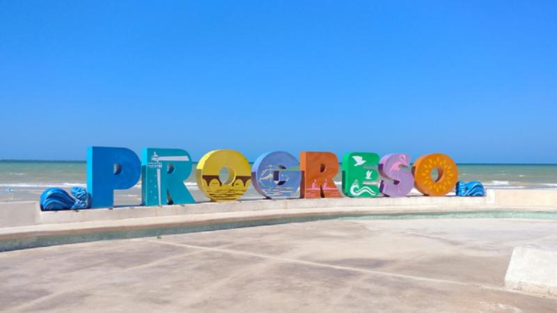 Progreso Mexico Travel