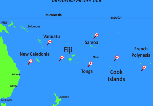 How To Choose A South Pacific Island