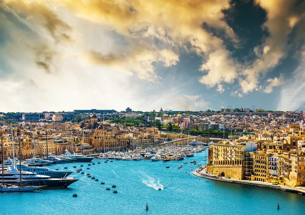 Valletta-Harbor