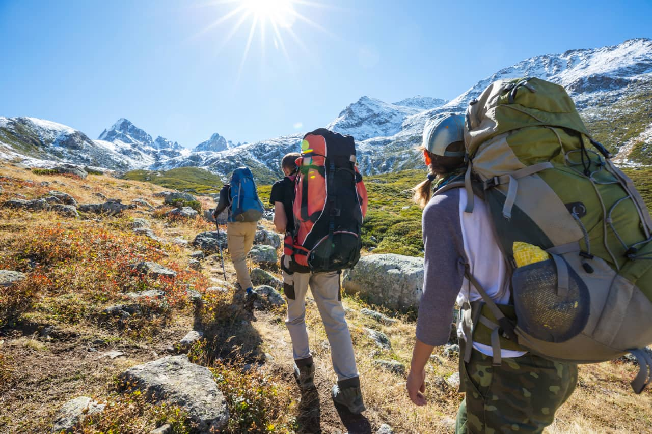 Invite Friends To Your Backpacking Trip